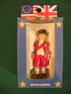 Toy Soldier—British General